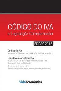 Código do IVA e Legislação Complementar 2015