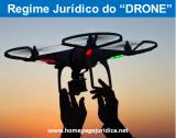 "Regime Jurídico do ""DRONE"""