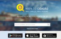 Mapa do Cidadão - Serviços Públicos perto de si