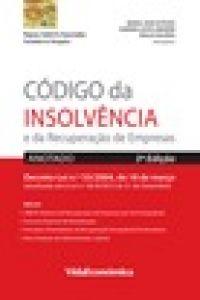 Código da Insolvência e da Recuperação de Empresas - Anotado (3ª Edição)