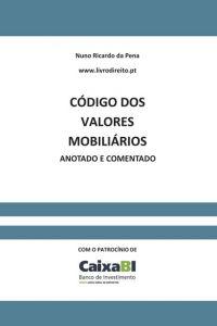 Código dos Valores Mobiliários Anotado e Comentado
