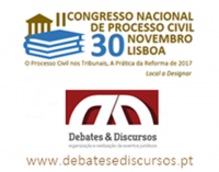 """II Congresso Nacional de Processo Civil - """"O Processo Civil nos Tribunais: A Prática da Reforma de 2017"""""""