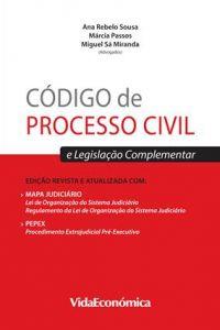 Código de Processo Civil e Legislação Complementar - 3ª edição