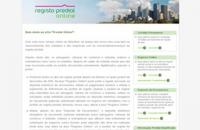 Registo Predial Online