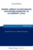 Regime jurídico da exploração dos estabelecimentos de alojamento local