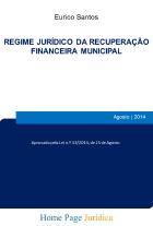 Regime jurídico da recuperação financeira municipal