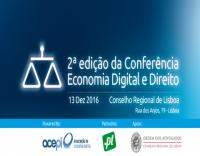Conferência Economia Digital e Direito - 2.ª Edição