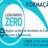 Formação: Licenciamento Zero