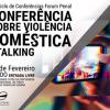 Conferência sobre violência doméstica - Stalking