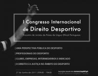 I Congresso Internacional de Direito Desportivo