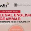 Curso de Inglês Jurídico -
