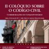 II Colóquio sobre o Código Civil