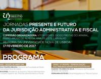 Jornadas Presente e Futuro da Jurisdição Administrativa e Fiscal