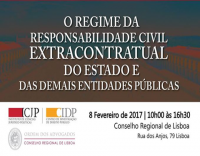 O Regime da Responsabilidade Civil Extracontratual do Estado e das demais entidades públicas