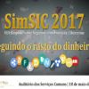 SIMSIC 2017: Seguindo o rasto do dinheiro