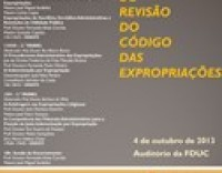 Colóquio - Projeto de Revisão do Código das Expropriações