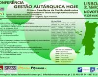 Conferência: Gestão Autárquica Hoje - O novo paradigma da gestão autárquica