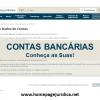 Contas Bancárias - Conheça as suas