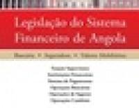 Legislação do Sistema Financeiro de Angola