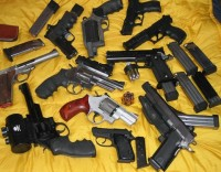 PSP apreendeu mais de 14 mil armas ilegais em três anos