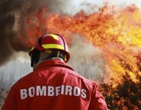 Bombeiros profissionais negoceiam com Governo organização idêntica à PSP e à GNR