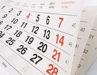 2015 vai ter nove feriados e a possibilidade de três fins de semana prolongados