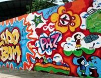 Governo quer punir grafitos com coimas entre 100 e 25 mil euros