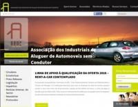 ARAC - Associação dos insdustriais de aluguer de automóveis sem condutor
